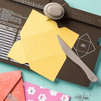 die-papiertante-envelope-punch-board