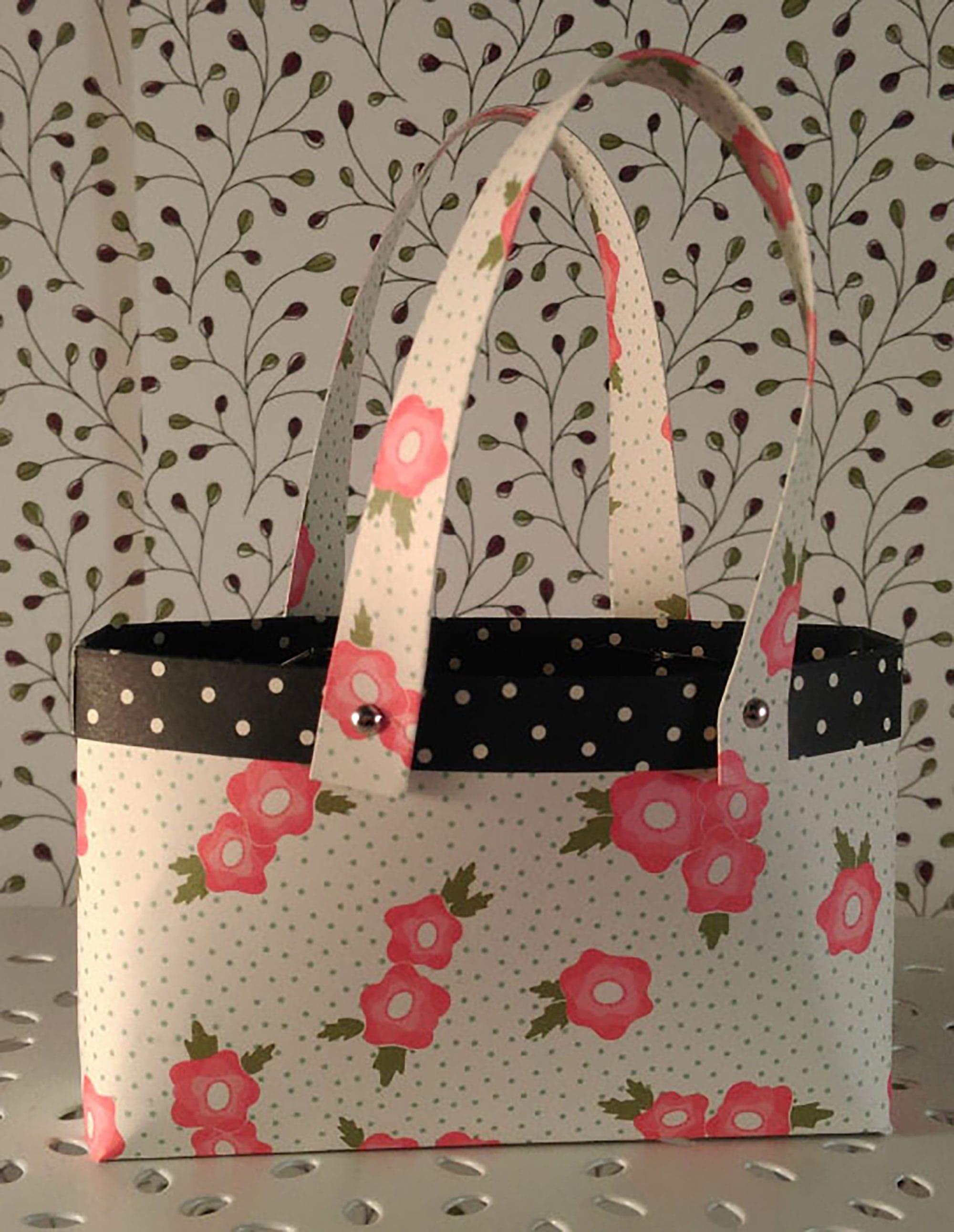 die-papiertante-kleine-strandtasche