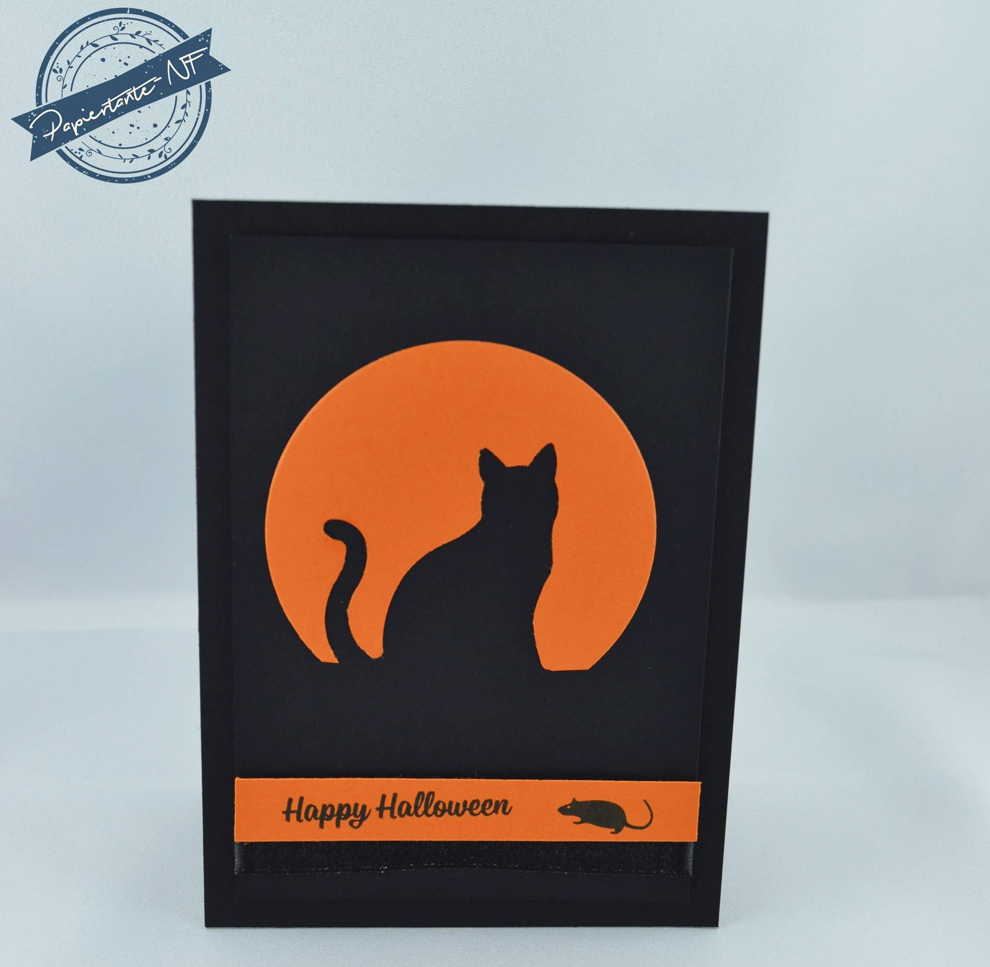 Halloween 5_Katzenkarte