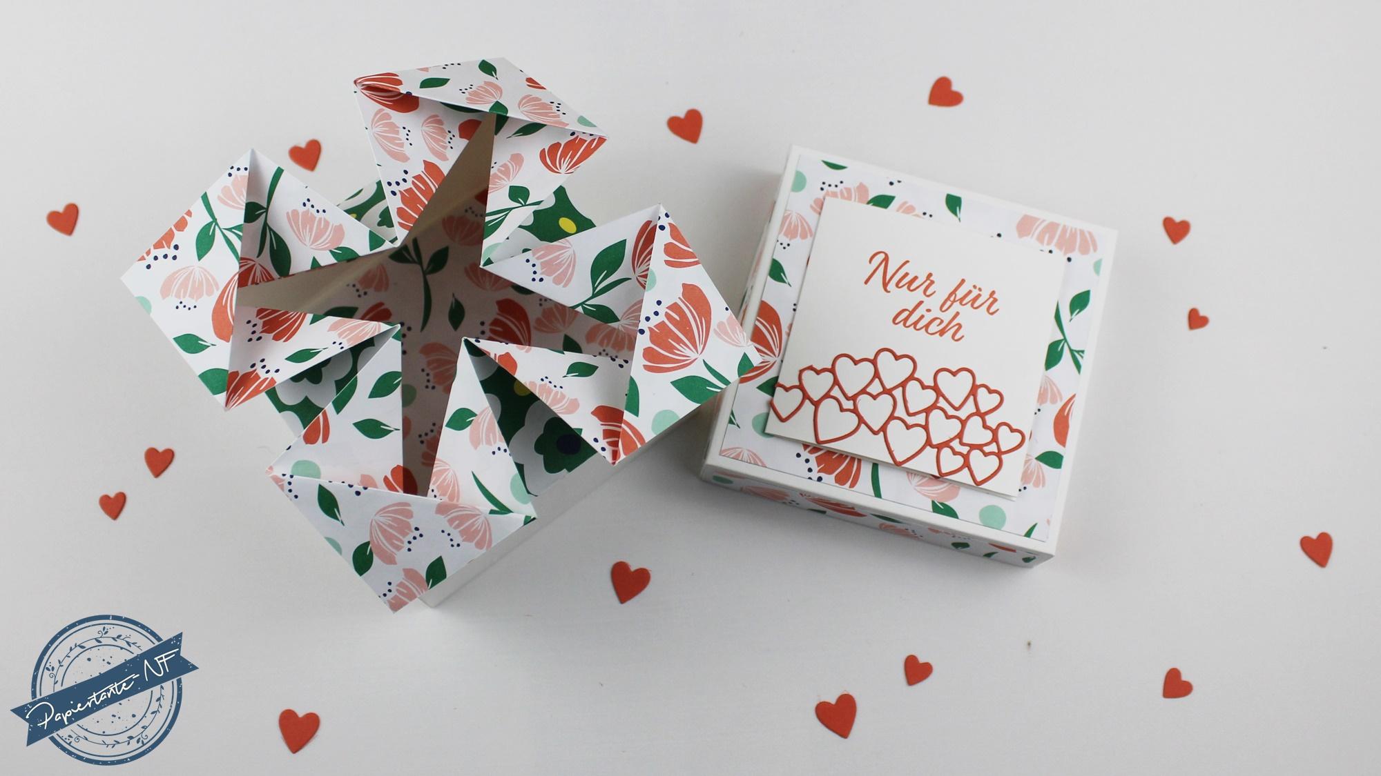MUF 3.2 Napkin fold box