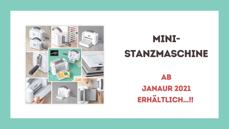 Mini-Stanzmaschine