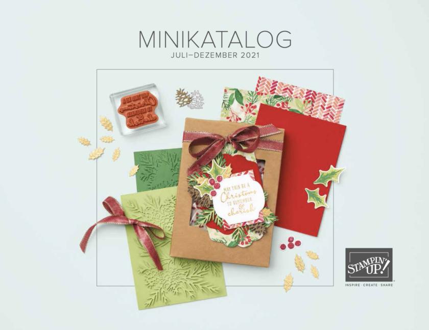Herbst-/Winter-Minikatalog 2021