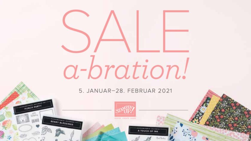Sale-A-Bration Broschüre 2021