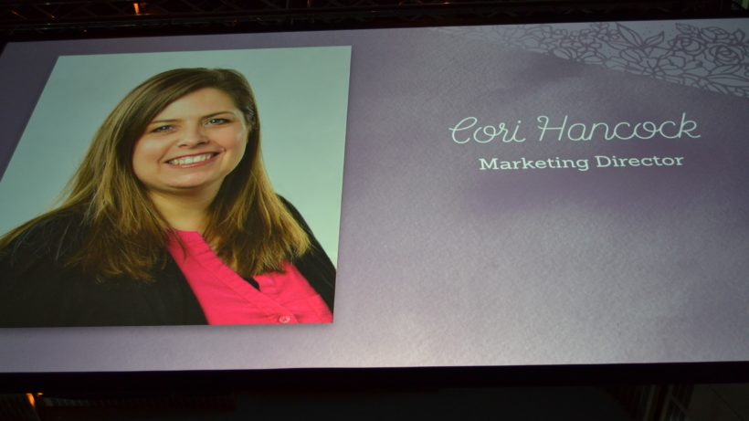 Cori Hancock - Marketing-Direktorin aus dem Hauptbüro von Stampin' Up! in Utah