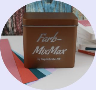Farb-MixMax rund