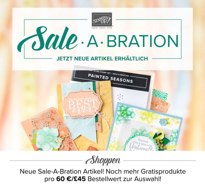 2. Ausgabe Sale-A-Bration 2019